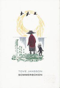 Omslagsbilde av Sommerboken av Tove Jansson